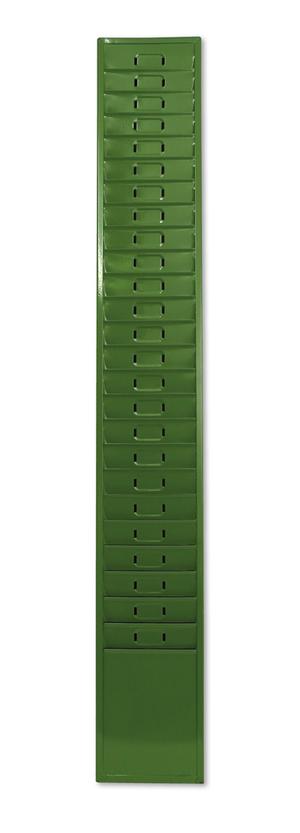 Kortfack grön, 25 st fack