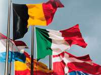 Uthyrning av flaggor