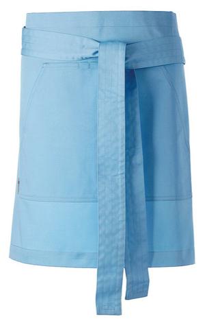 Ljusblått förkläde Toni Lee