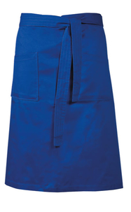 Royalblått förkläde Toni Lee