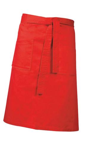Rött förkläde Toni Lee