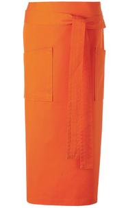 Orange förkläde Toni Lee