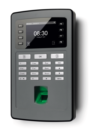 Fröbergs RFID / Fingerprint