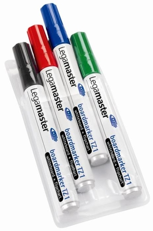 Whiteboardpenna TZ1, 4-pack