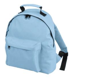 Barnryggsäck ljusblå