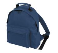Barnryggsäck marinblå