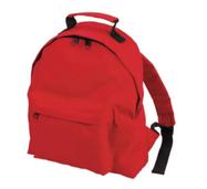 Barnryggsäck röd